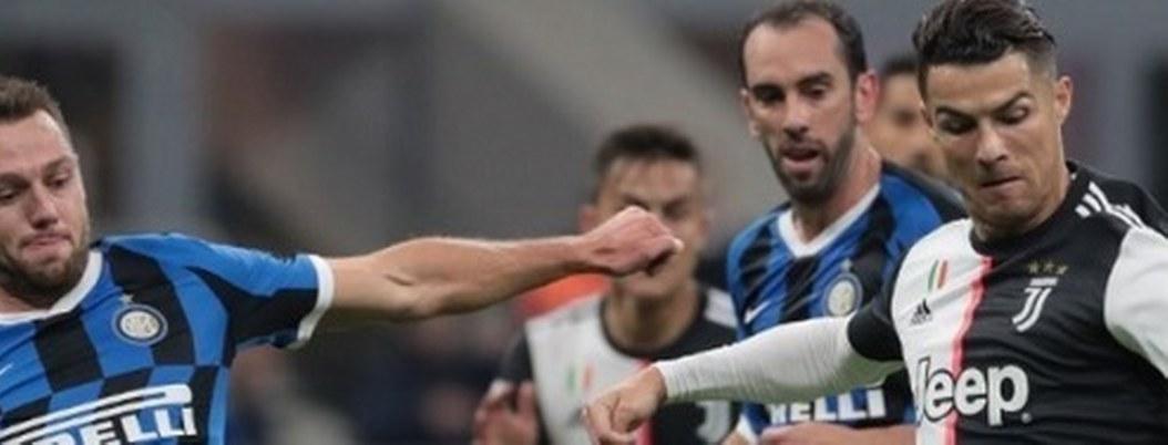 Juve vence al Inter de Milán y recupera liderato en Italia