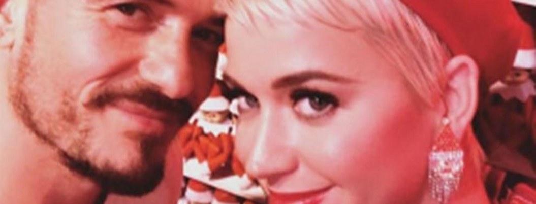 Katy Perry y Orlando Bloom están embarazados; esperan primer hijo