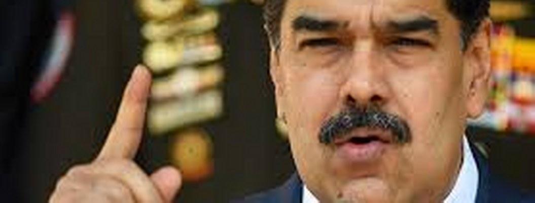 EU ofrece 15 mdd por Maduro; lo acusan de narcoterrorismo