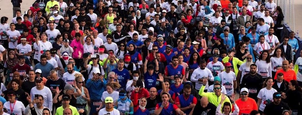 Mujer muere a 200 metros de cruzar meta de maratón en Girona