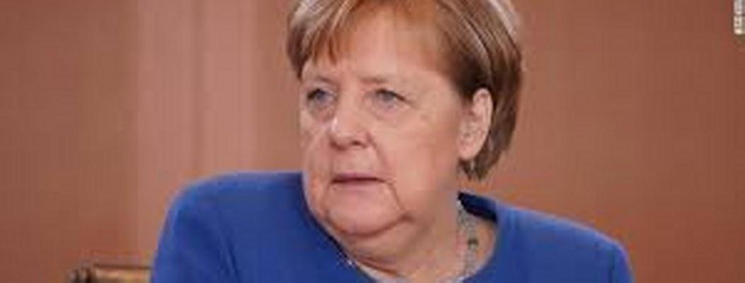 Angela Merkel da negativo en primera prueba de coronavirus