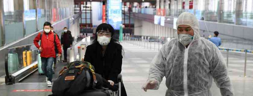 Pekín pone a extranjeros en obligatoria cuarentena por 2 semanas
