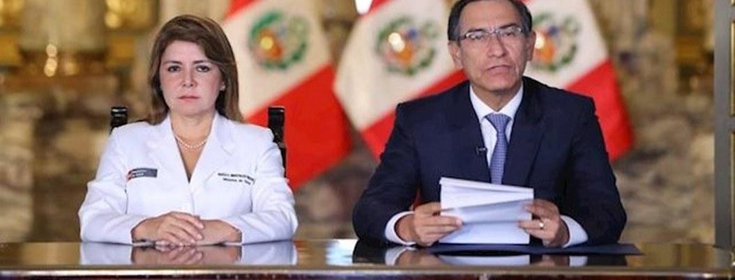 Perú confirma su primer caso de coronavirus