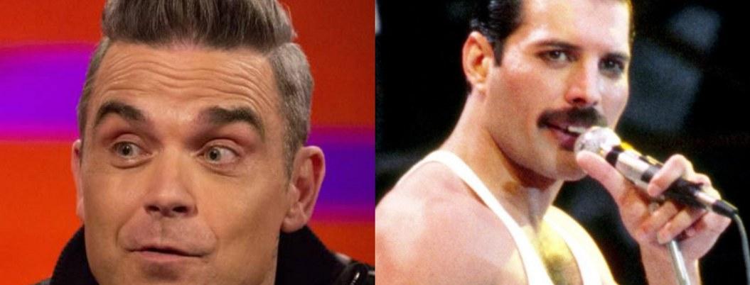 Robbie Williams pudo ser vocalista de Queen, pero rechazó oferta