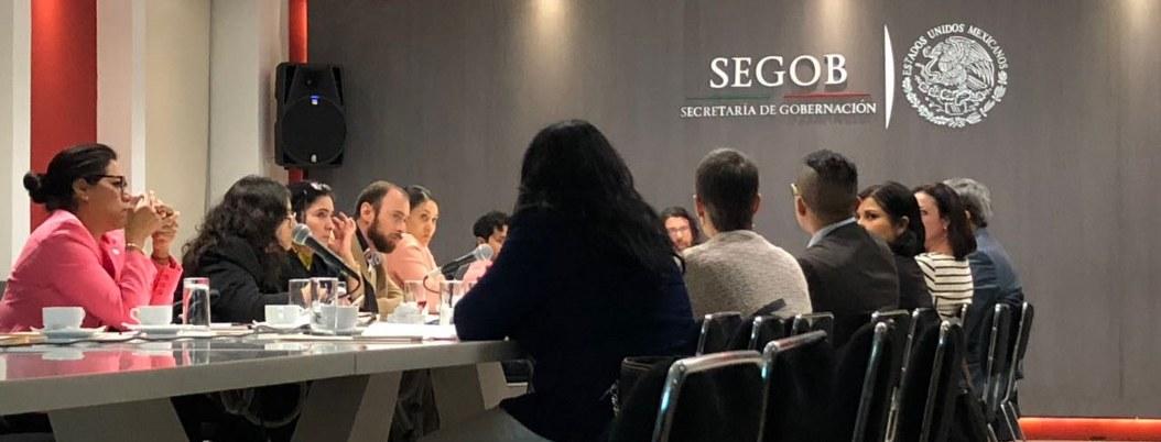 SEGOB suspende mesas de trabajo con diversos sectores por COVID-19