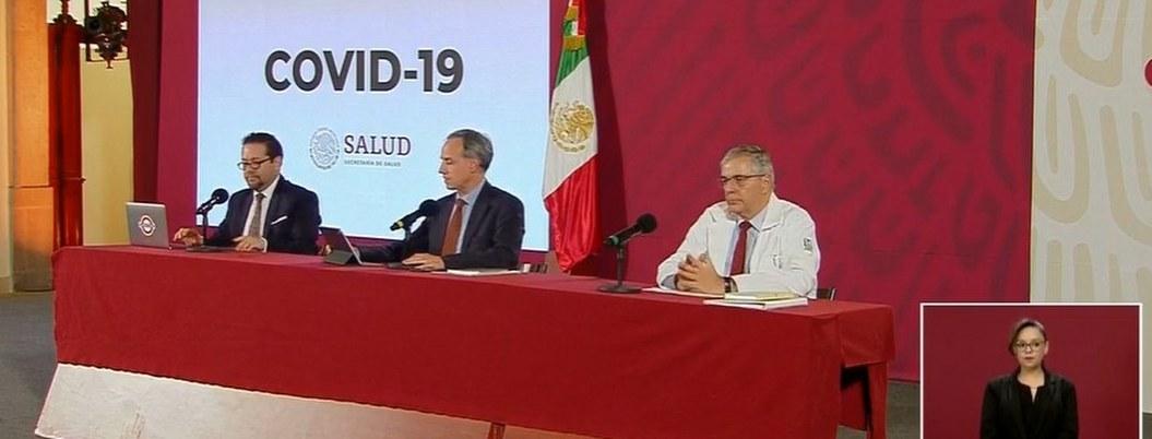 Suman 475 casos confirmados y 6 muertes por coronavirus en México