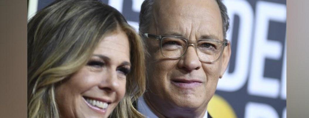 Dan de alta a Tom Hanks y su esposa tras cuarentena por coronavirus