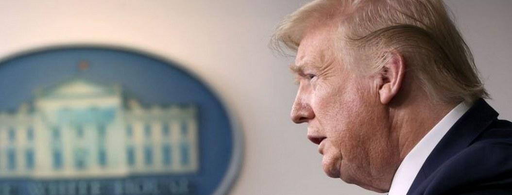 """Trump se refiere al Covid-19 """"como el virus chino"""", critica OMS"""