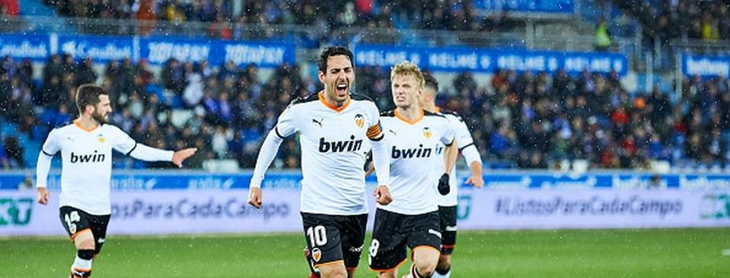 Valencia tienen 5 casos de COVID-19 en su equipo