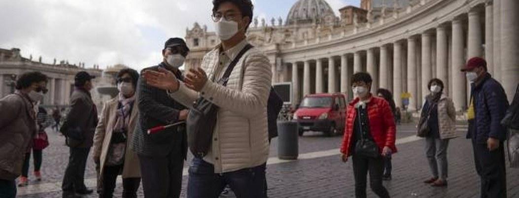 Vaticano registra su primer caso de coronavirus