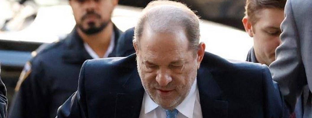 Harvey Weinstein sentenciado a 23 años de prisión por abuso sexual