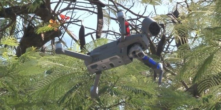 Gobierno de Jojutla busca inhibir aglomeraciones con drones 1