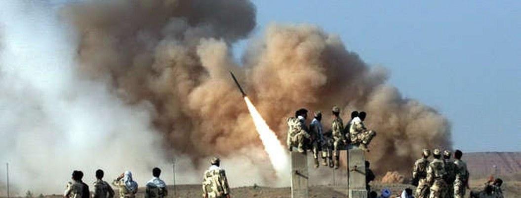 Atacan con misiles base iraquí con tropas extrajeras
