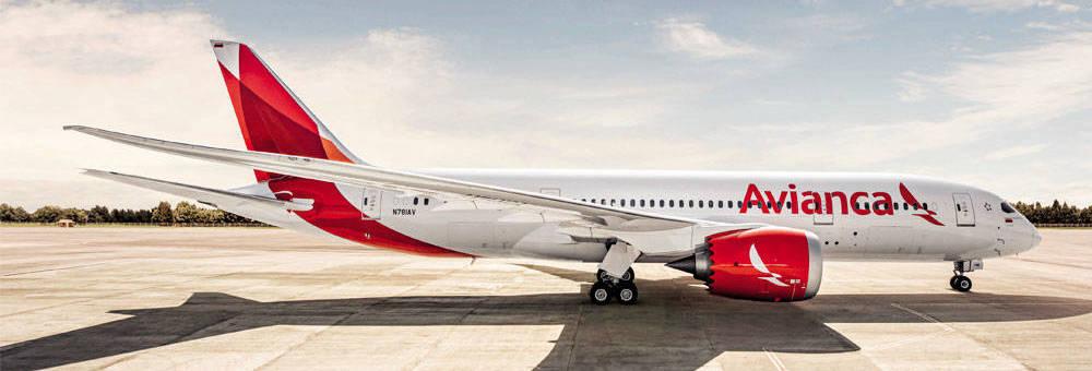 Avianca suspende vuelos internacionales