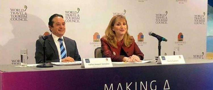 Posponen por coronavirus Cumbre Mundial de Turismo en Cancún 1