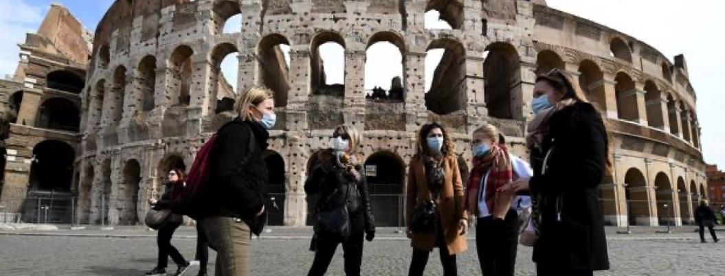 Italia: fallecidos por coronavirus tenía enfermedades previas