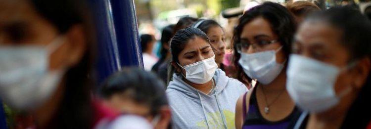 Un menor, entre los 164 casos confirmados de Coronavirus en México 1