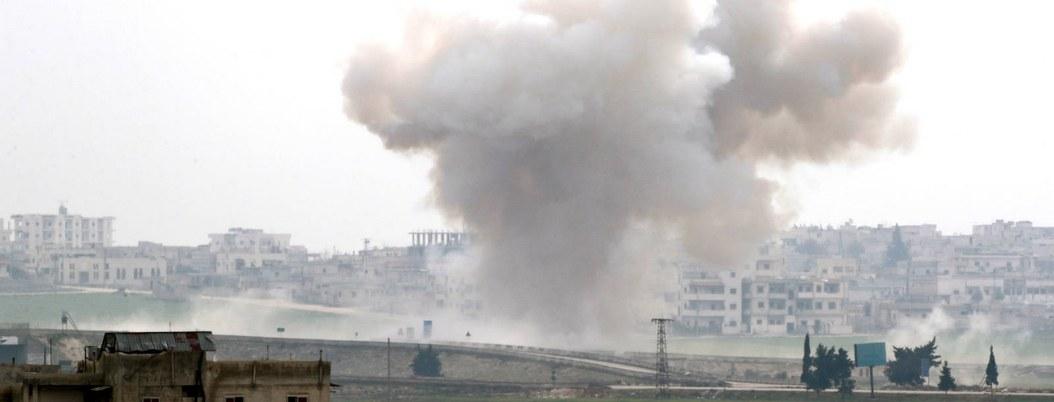 Militares turcos derriban avió sirio en la provincia de Idlib