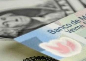 Peso cierra con nueva baja histórica; dólar alcanza los 24.42 pesos 7