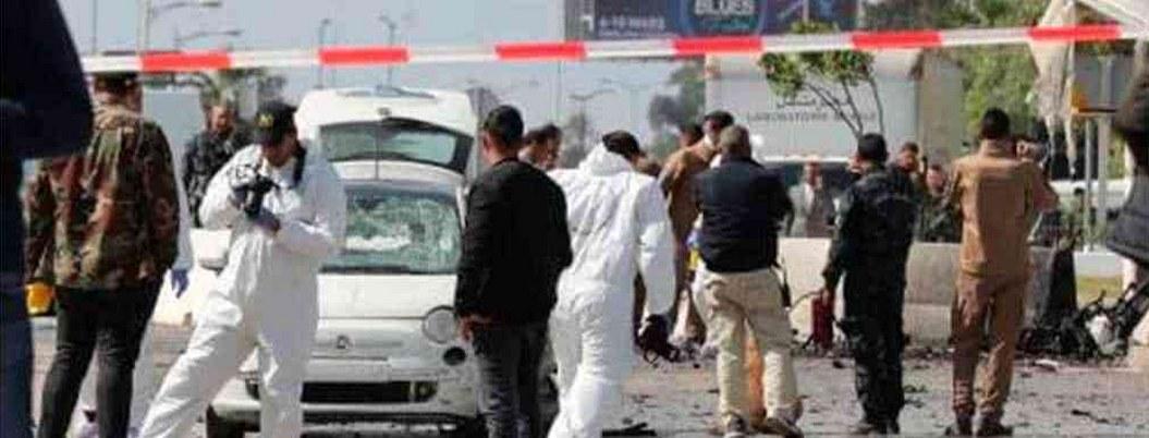 Terrorista suicida se inmoló en embajada de EU en Túnez