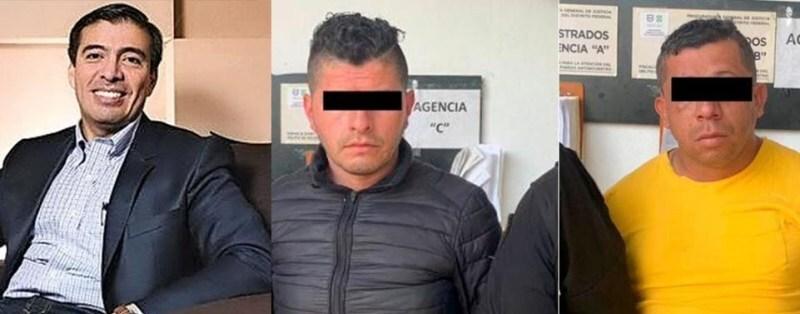 Exesposo de Abril Pérez contrató a sicarios, apunta investigación