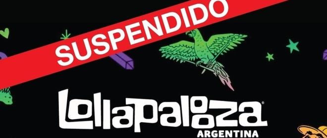 Aplazan Lollapalooza en Argentina, Brasil y Chile