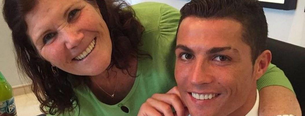 Madre de Cristiano sufre infarto; futbolista agradece apoyo de fans