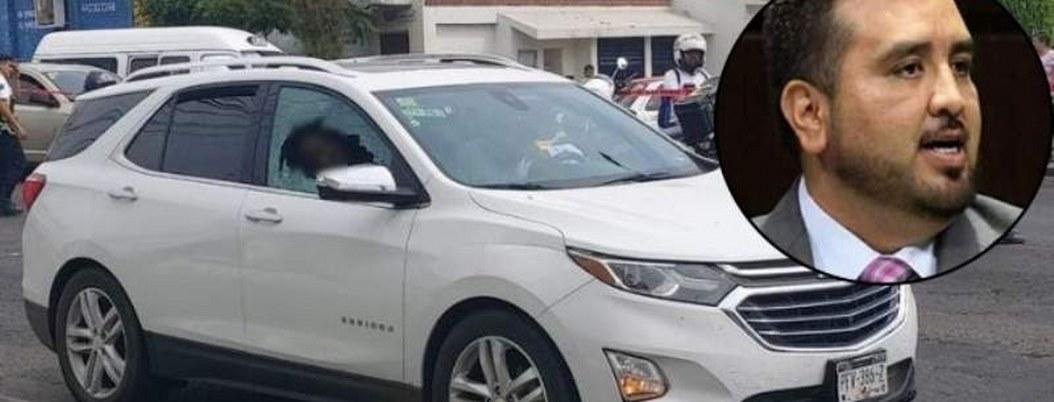 Matan al diputado Erik Juárez Blanquet en Morelia; hay 2 detenidos