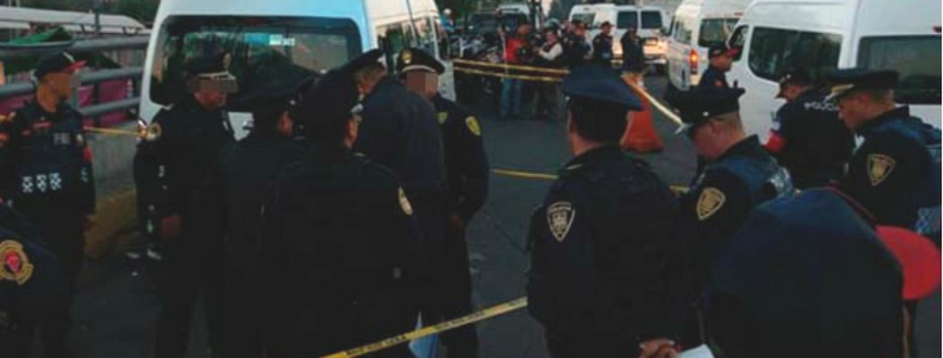 Matan a joven durante asalto a transporte público de Ecatepec