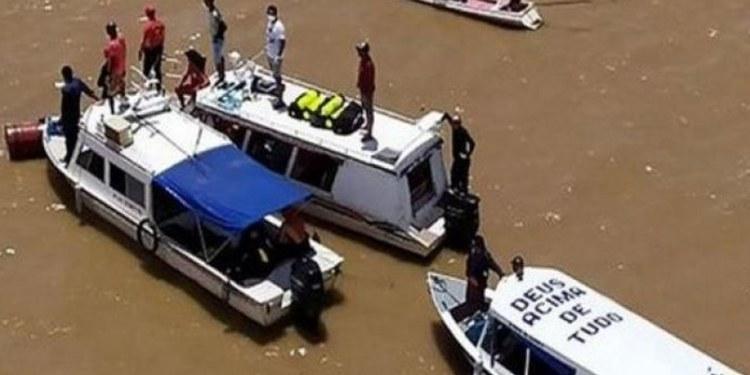 naufragio Amazonas