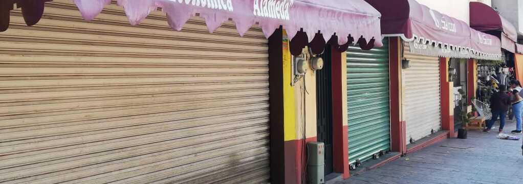 Comercio cae hasta 70 % por Coronavirus en Guerrero