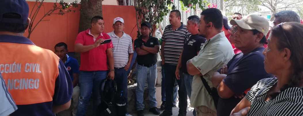 En riesgo de colapso, edificio de PC Chilpancingo; Gaspar lo ignora