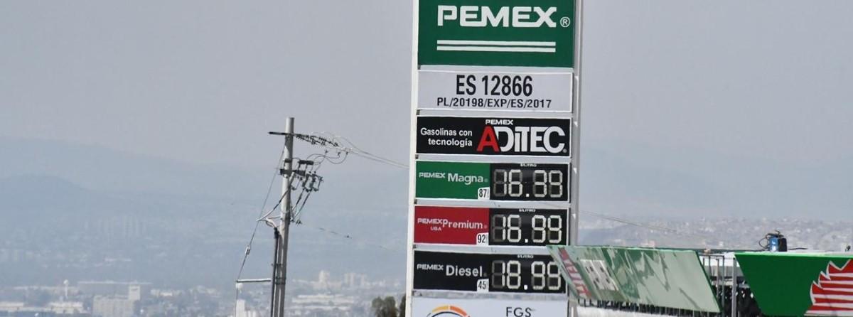 Venden gasolina hasta en 16 pesos en Querétaro