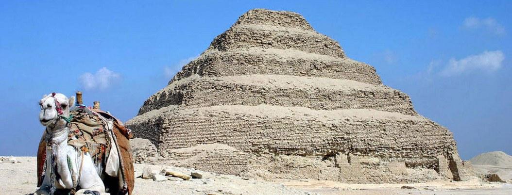 Egipto reabre pirámide de Zoser pese alerta por coronavirus