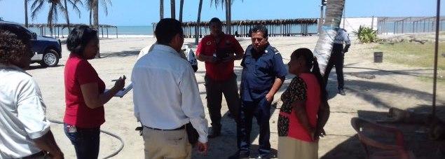 Cierran playas en Tabasco para prevenir contagios de Covid-19