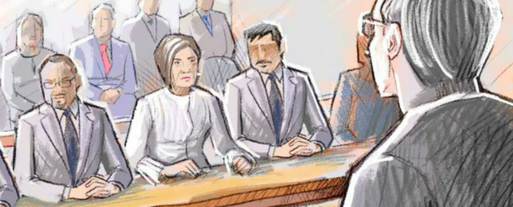 Tribunal niega otro amparo a Rosario Robles