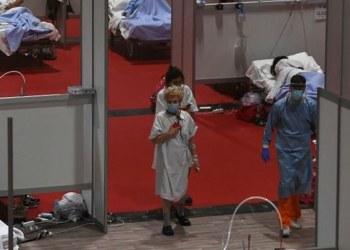 España enfermos de coronavirus