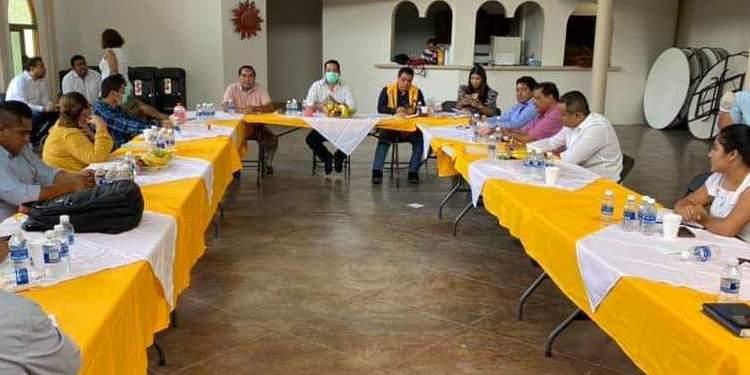 PRD Guerrero donará salarios por emergencia sanitaria 1