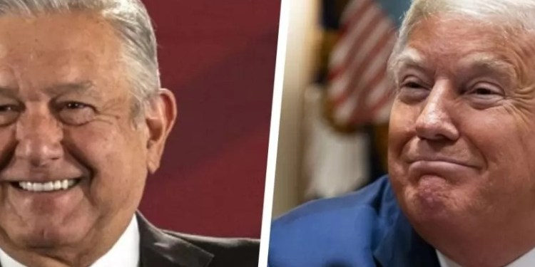 Critican demócratas visita de López Obrador a Donald Trump 1