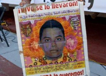 Hallazgo de Christian hace evidente profundizar sobre caso Ayotzinapa: ONU 7
