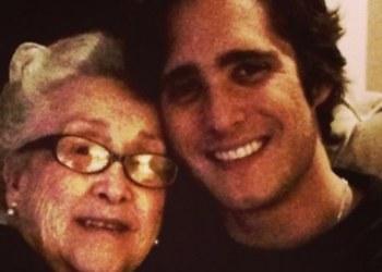 Fallece la abuelita de Diego Boneta 2