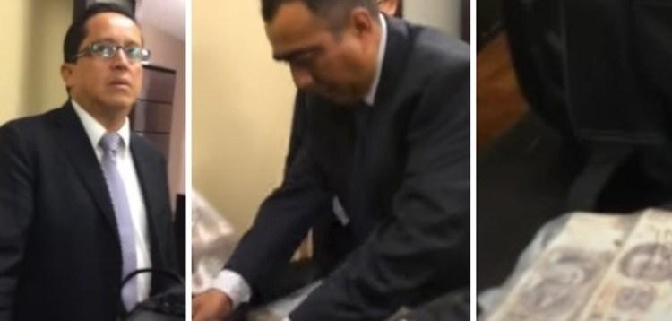Panistas presentan denuncia ante PGR para investigar video de caso Lozoya 1