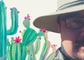Asesinan al ambientalista y defensor del agua Óscar Eyraud en Baja California 3