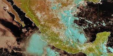 Pronostican lluvias para el fin de semana en estos estados del país 9
