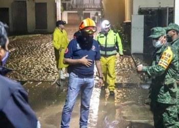 Lluvias dejan afectaciones en cinco municipios de Morelos 7