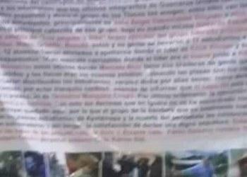 Grupo criminal sugiere ubicación de los 43 normalistas de Ayotzinapa 6