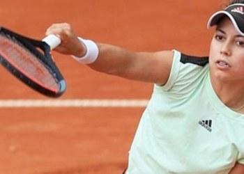 Renata Zarazúa se despide del Roland Garros 2