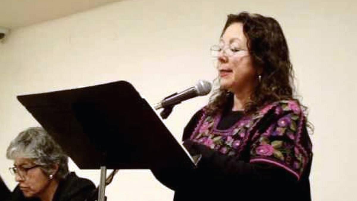 """Ser poeta o narrador, no es sinónimo de ser persona buena"": Lucía Rivadeneyra 1"