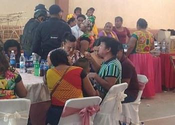 Policía suspende boda en Oaxaca por violar medidas contra covid 1
