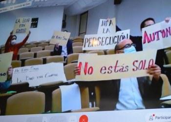 Rector de la BUAP denuncia persecución del gobierno de Barbosa 1